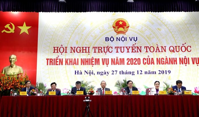 Hà Nội triển khai tốc lực các giải pháp để hoàn thành nhiệm vụ 2019